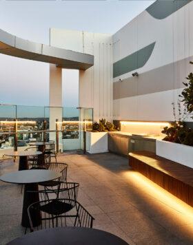 Rooftop Sky Deck